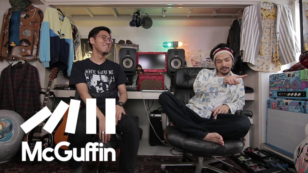 Tofubeatsがking Gnu・常田大希のスタジオへ潜入 『show Your Room』第4弾が公開