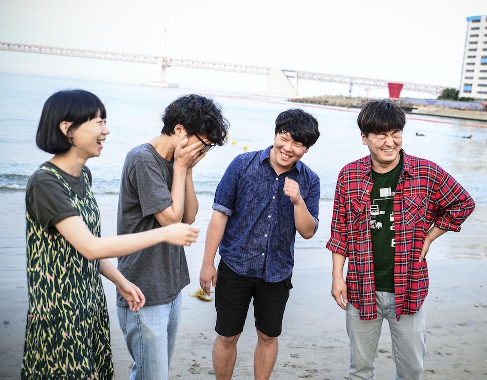 韓国発のインディ ロック バンド say sue meによるジャパン ツアーが