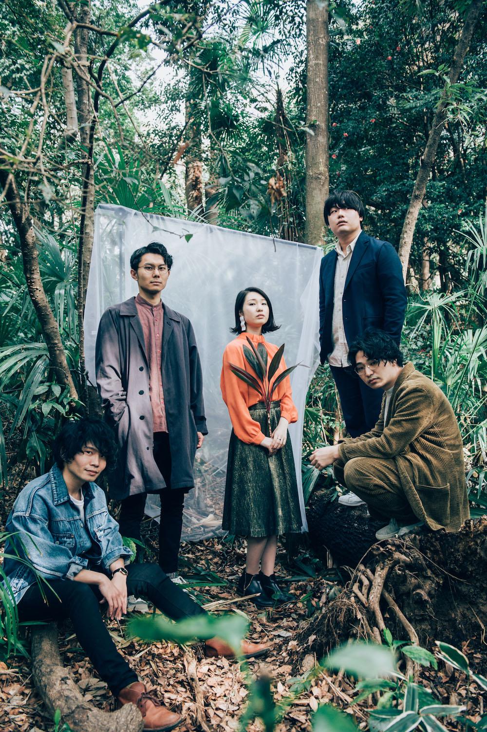 mime 1stアルバム capricious を9月にリリース リリパはtamtamとの2