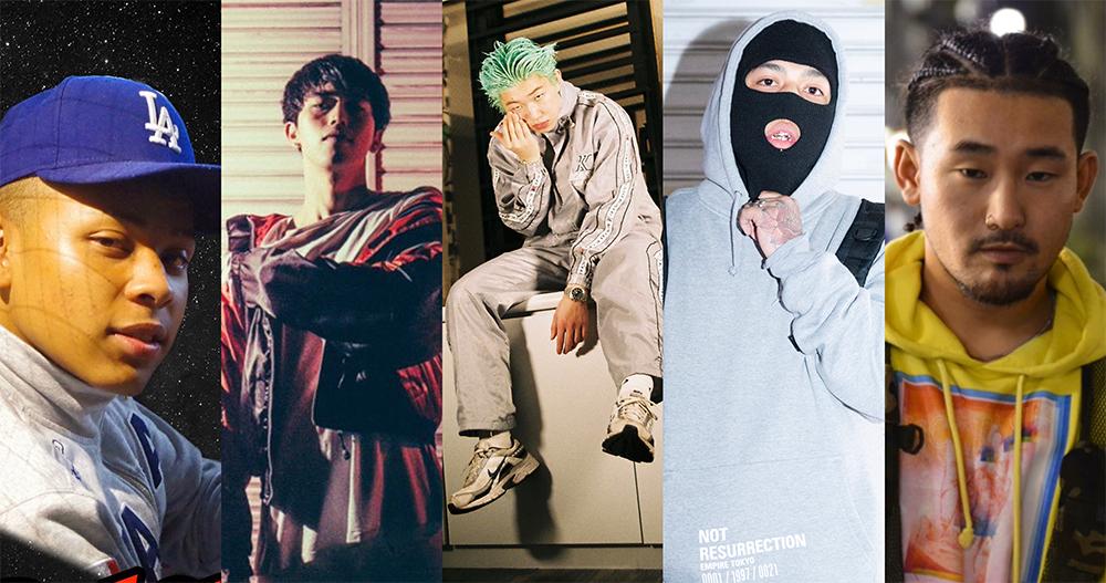 gummyboy、Fuji Taito出演の『YOUNG PRO』、新たにEric.B.Jr 、ralph ...